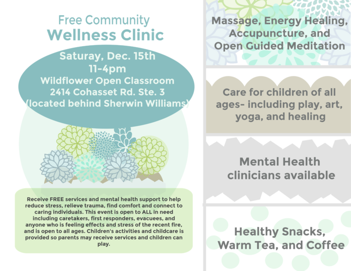 Wellness Flyer 12/18